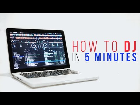 How to DJ with a Laptop in 5 MINUTES + GIVEAWAY