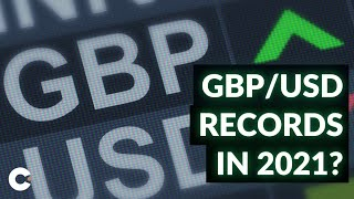 GBPUSD price forecast 2021 | Up, Up and Away for GBP in 2021?