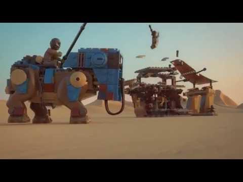 Конструктор Столкновение на Джакку - LEGO STAR WARS - фото № 13