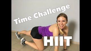 H.I.I.T. Time Challenge/cvičení na čas