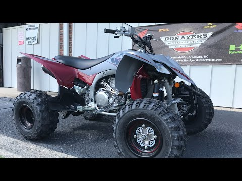 2020 Yamaha YFZ450R SE in Greenville, North Carolina - Video 1