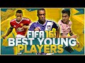 Download Video FIFA 16 Career Mode Best Young Players - Official Highest Potential Starting 11 In FIFA 16!