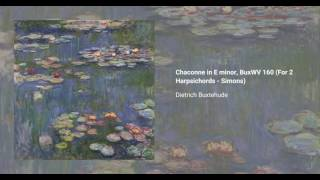 Chaconne in E minor, BuxWV 160