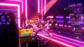 Dance Central 3 - Ain't 2 Proud 2 Beg - (Hard/100%/Gold Stars)