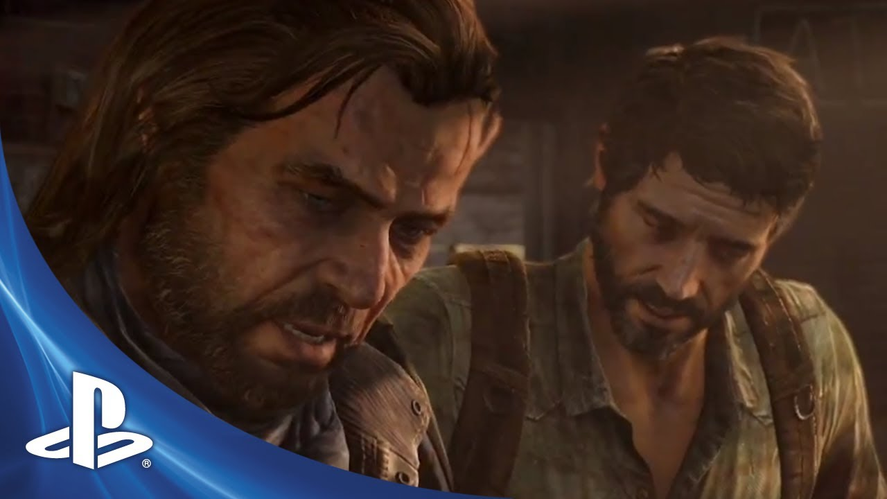 Watch A Cutscene From The Last Of Us Come To Motion-Captured Life