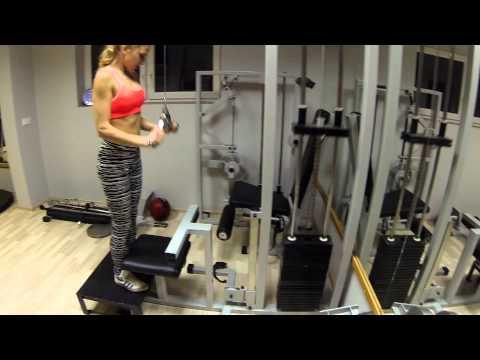 Jak podkręcić mięśnie ramion i pleców