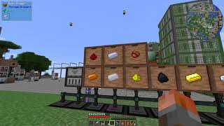 FTB: Interactions E04 - Early Game Automation, First Lava