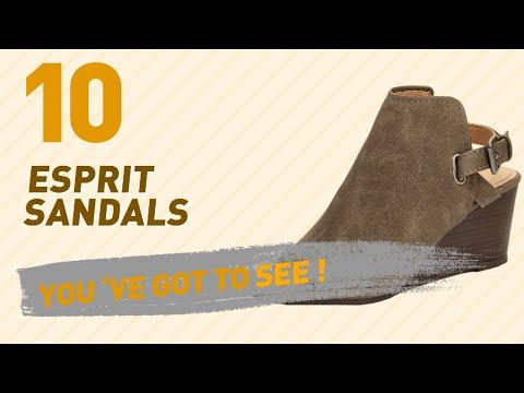 Esprit Sandals // New & Popular 2017