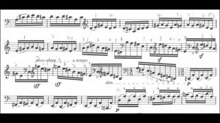 György Ligeti: Sonata for Solo Cello [w/ score]