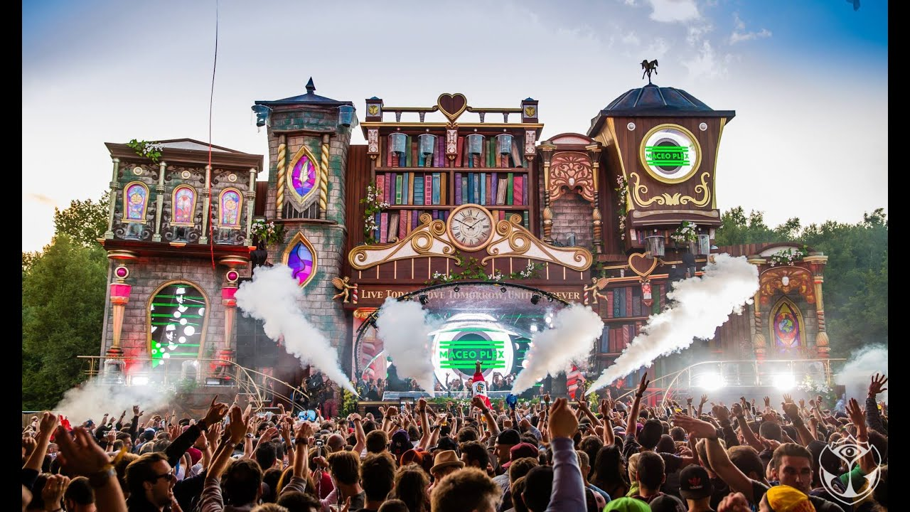 Maceo Plex - Live @ Tomorrowland Belgium 2015