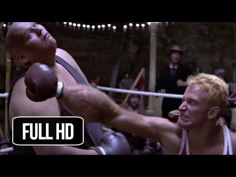 Popeye (1980) Boxing Scene with Robin Williams - A Scene From a Movie Popeye