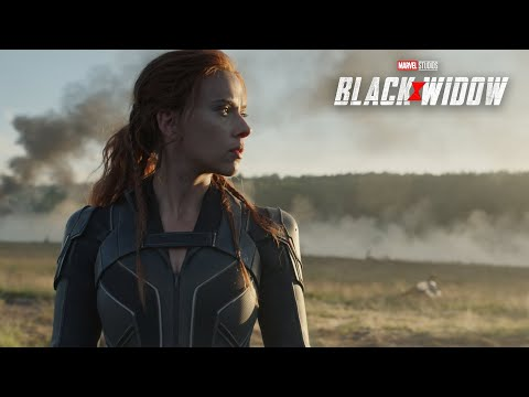 Black Widow (TV Spot 'Let's Go')