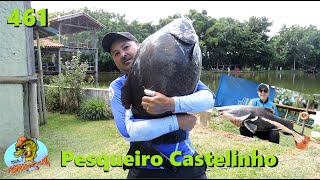 Tambacus Gigantes no Castelinho - Fishingtur na TV 461