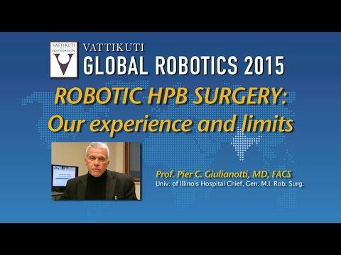 Robotic HPB Surgery