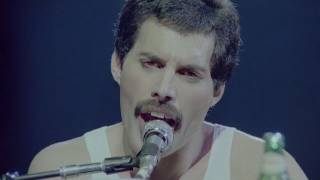 Queen   Somebody To Love   HD Live   1981 Montreal