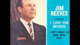 Jim Reeves I Won't Forget You
