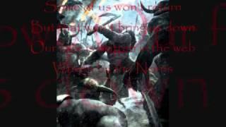 Amon Amarth-Pursuit of Vikings w/ Lyrics and Slideshow