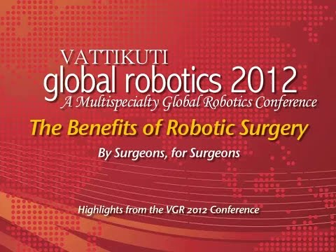 The Benefits of Robotic Surgery