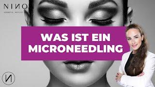 Was ist ein Microneedling und warum ist diese Behandlung so beliebt? | NINON Kosmetik Berlin