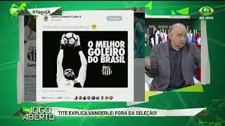 Paulo Martins: Tite Podia Ter Convocado Vanderlei