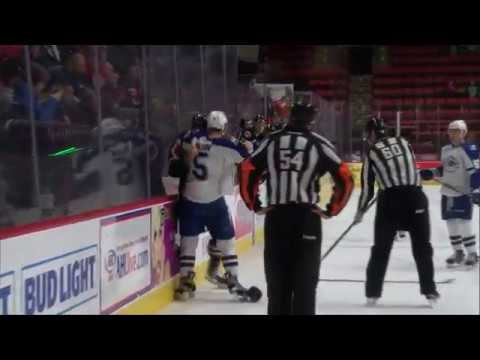 Max McCormick vs. Dominik Masin