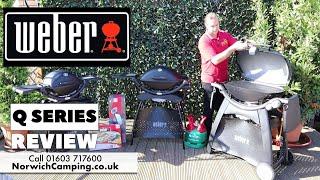 Weber Q1200   Q2200   Q3200 BBQ Grill Review