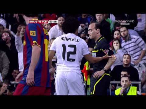 Real-Barcelona funny video