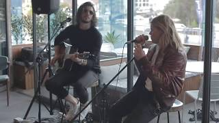 Conrad Sewell   LIVE Acoustic Performance At 'The Breakfast Show'