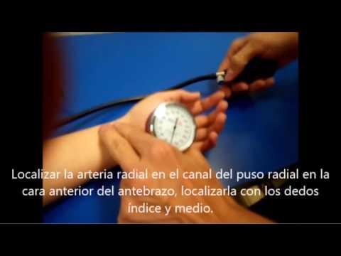 Manipulación de algoritmo de técnica de medición de la presión arterial