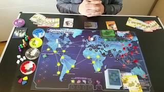 Pandemie Regelübersicht und kleine Einführung