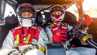 JP & Fabian Hambüchen im Audi DTM Renntaxi! | Daniel Abt | Kholo.pk