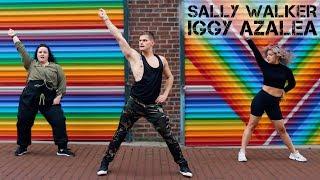 Sally Walker - Iggy Azalea | Caleb Marshall | Dance Workout