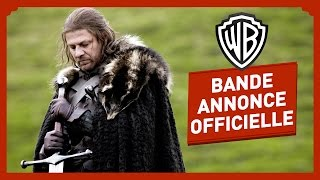 Game of thrones - bande annonce saison 1