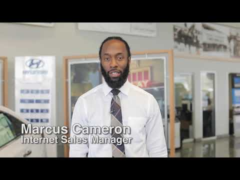 Internet Sales Manager Marcus Cameron
