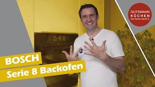 Der BOSCH Serie 8 BACKOFEN HBG8769C6 - Kann dir der Backofen in deiner Küche helfen?