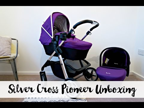 SILVER CROSS PIONEER REVIEW – UNBOXING & FIRST IMPRESSIONS | Charlotte Taylor