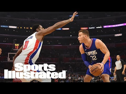 How Does Blake Griffin's Trade Impact Pistons' Standing? | SI NOW | Sports Illustrated