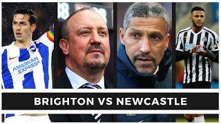 The preview   Brighton vs Newcastle United