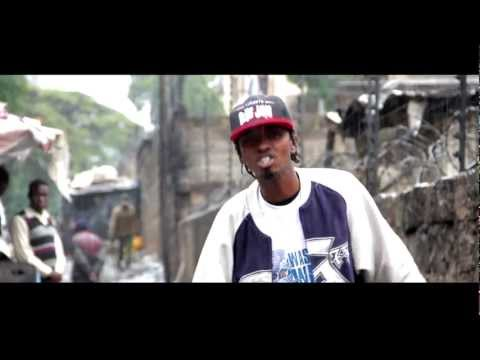 Smallz Lethal feat. Kimya-COMMON MWANANCHI Official (HD) music video