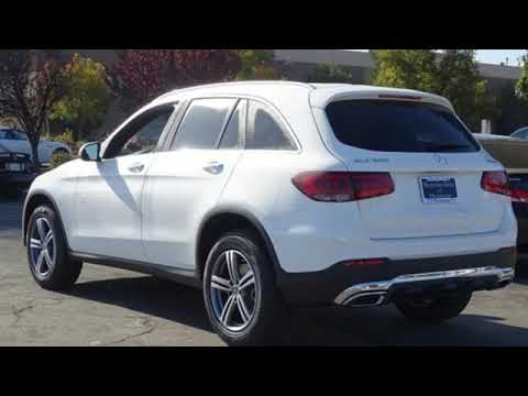 New 2020 Mercedes-Benz GLC San Francisco San Jose, CA #20-0681