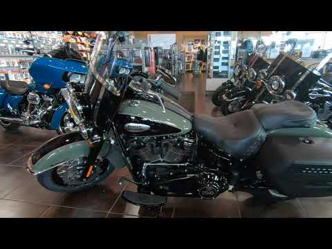 2021 Harley-Davidson Heritage Classic 114 FLHCS