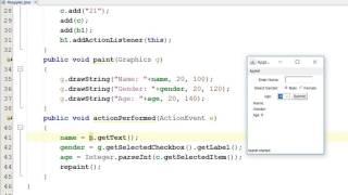 Java Applet Tutorial #1 Introduction