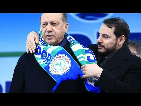 Τουρκία: Δεκτή η παραίτηση Αλμπαϊράκ – Διορίστηκε νέος υπ. Οικονομικών…