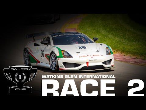 RACE 2 -  WATKINS GLEN - Saleen Cup 2019