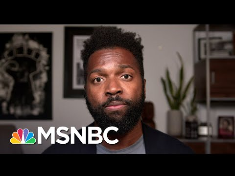 Baratunde Thurston: You Don't Get To Bring A Gun To A Ballot Box | The 11th Hour | MSNBC
