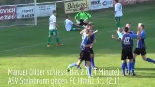 preview picture of video 'ASV Steinbrunn gegen FC Illmitz 3:1 (2:1) - Torparade'
