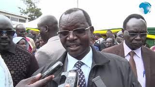 Lonyangapuo slams politicians over divisive politics