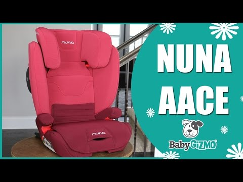 Nuna Aace High Back Booster Car Seat for Kids | Best Car Seats