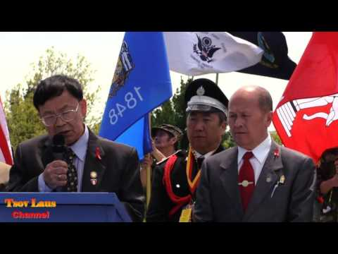 News Wisconsin Lao Veterans Of American Inc, May 14 2017 Pt 4