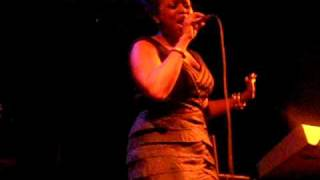 I'm Okay by Chrisette Michele Live@Paradiso Amsterdam August 2009